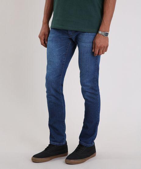 Calca-Jeans-Masculina-Slim-Azul-Escuro-8709480-Azul_Escuro_1