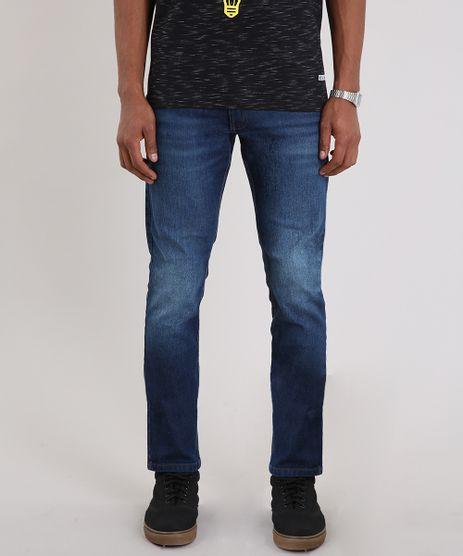 Calca-Jeans-Masculina-Slim-Azul-Escuro-9213443-Azul_Escuro_1