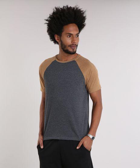 Camiseta-Masculina-Raglan-Basica-Manga-Curta-Decote-Careca-Caramelo-8808223-Caramelo_1