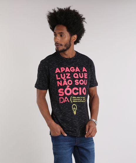Camiseta-Masculina--Apaga-a-Luz--Manga-Curta-Gola-Careca-Preta-9229113-Preto_1