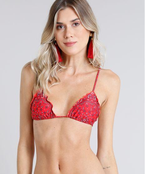 Biquini-Top-Cortininha-Estampado-Bandana-com-Bojo-Removivel-Protecao-UV50--Vermelho-9219918-Vermelho_1