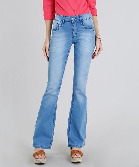 Calca-Jeans-Feminina-Flare-Sawary-Azul-Claro-9240758-Azul_Claro_1