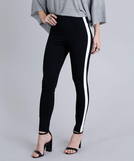 Calca-Legging-Feminina-com-Faixa-Lateral-Preta-9204674-Preto_1