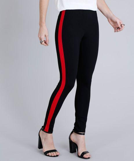 Calca-Legging-Feminina-com-Faixa-Lateral-Preta-9204675-Preto_1