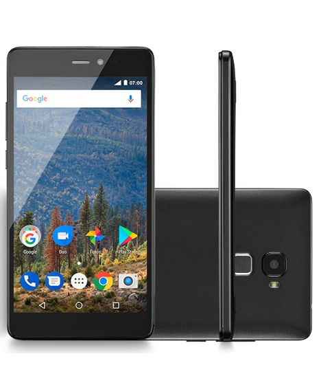 47d5c2710 Smartphone Mirage 82S Sensor de Impressão Digital 4G Tela 5