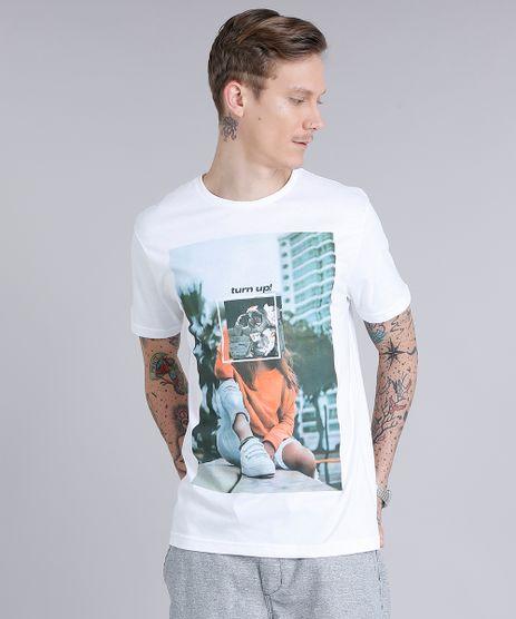 Camiseta-Masculina--Turn-Up---Manga-Curta-Gola-Careca-Off-White-9253178-Off_White_1