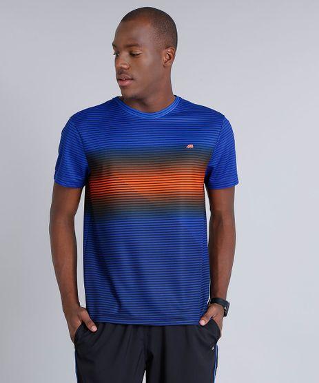 Camiseta-Masculina-Esportiva-Ace-Listrada-Manga-Curta-Gola-Careca-Azul-Royal-9219424-Azul_Royal_1