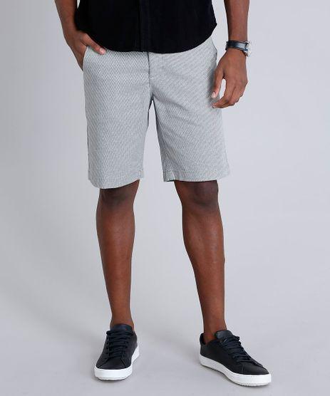 Bermuda-Masculina-Reta-Mini-Print-com-Bolsos-Off-White-9145658-Off_White_1