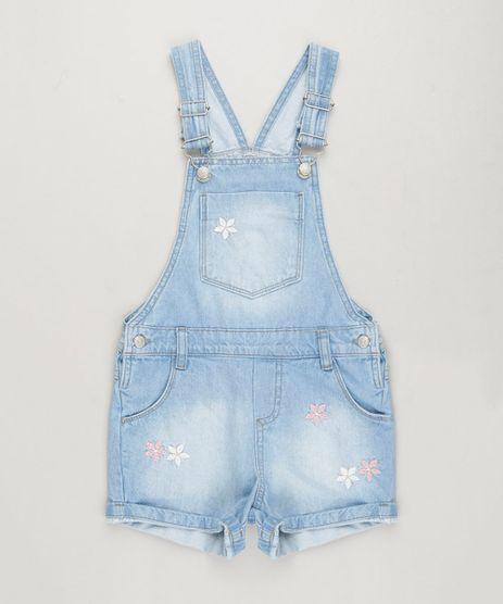 Jardineira-Jeans-Infantil-com-Bordados-e-Bolso-Azul-Claro-9263634-Azul_Claro_1
