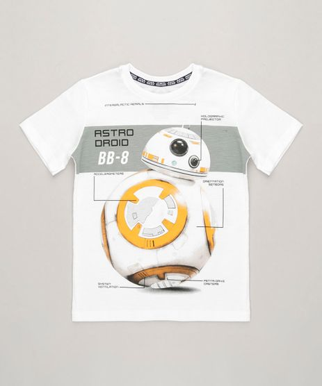 Camiseta-Infantil-BB-8-Star-Wars-Manga-Curta-Gola-Careca-Off-White-9255556-Off_White_1