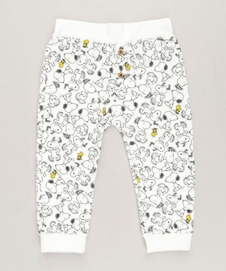 Calca-Infantil-Estampada-do-Snoopy-Off-White-9242523-Off_White_1