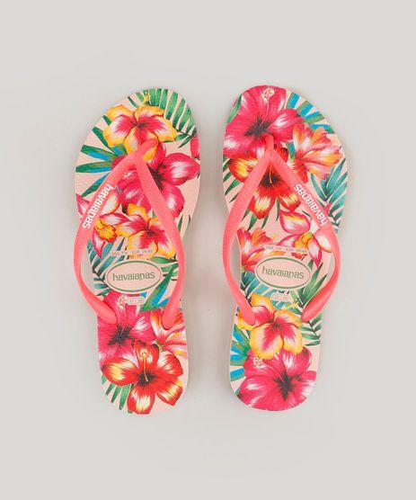 Chinelo-Feminino-Havaianas-Estampado-Floral-Rose-9250228-Rose_1