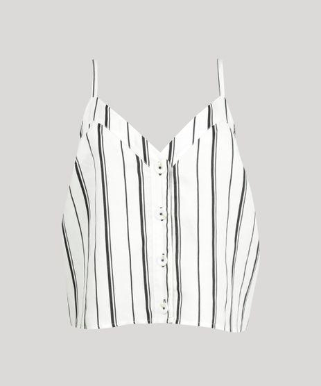 Regata-Feminina-Cropped-em-Linho-Listrada-Alcas-Finas-Decote-V-Off-White-9258516-Off_White_2