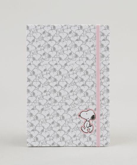 Caderno-Estampado-Snoopy-Sem-Pauta-205-x-14-cm-Branco-9238143-Branco_1