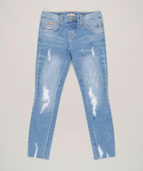 Calca-Jeans-Infantil-Destroyed-com-Bolsos-Azul-Claro-9142020-Azul_Claro_1