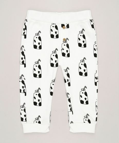 Calca-Infantil-com-Estampa-de-Leite-e-Animal-Print-Off-White-9238741-Off_White_1