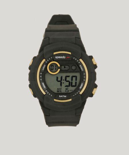 518da08e302 Relógio Digital Speedo Feminino - 11001L0EVNP2 Preto - cea