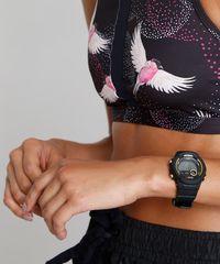 8a6b9caa2bd Relógio Digital Speedo Feminino - 11001L0EVNP2 Preto - ceacollections