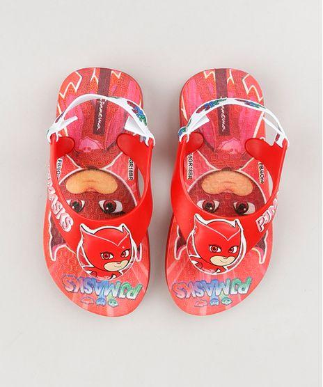 Chinelo-Infantil-Ipanema-PJ-Masks-Coruja-Vermelho-9210037-Vermelho_1