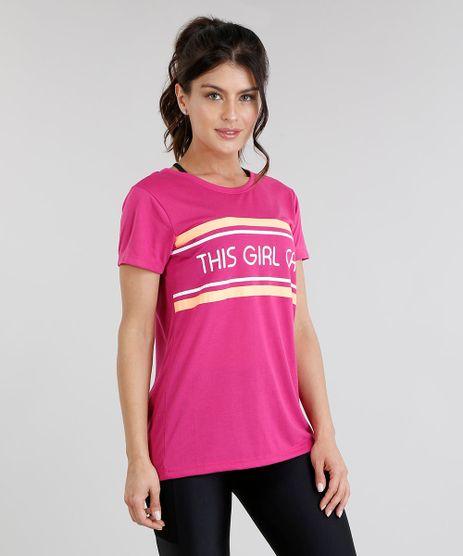 Blusa-Feminina-Esportiva-Ace--This-Girl-Can--Manga-Curta-Decote-Redondo-Pink-9229732-Pink_1