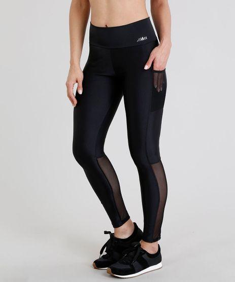 Calca-Legging-Feminina-Esportiva-Ace-com-Recortes-em-Tela-Preta-9223228-Preto_1