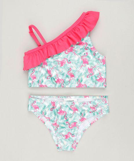 Biquini-Infantil-Estampado-de-Flamingos-com-Babado-Off-White-9229160-Off_White_1