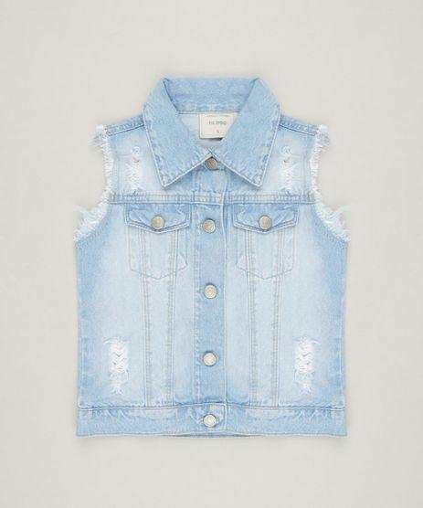 Colete-Jeans-Infantil-Destroyed-Azul-Claro-9246825-Azul_Claro_1
