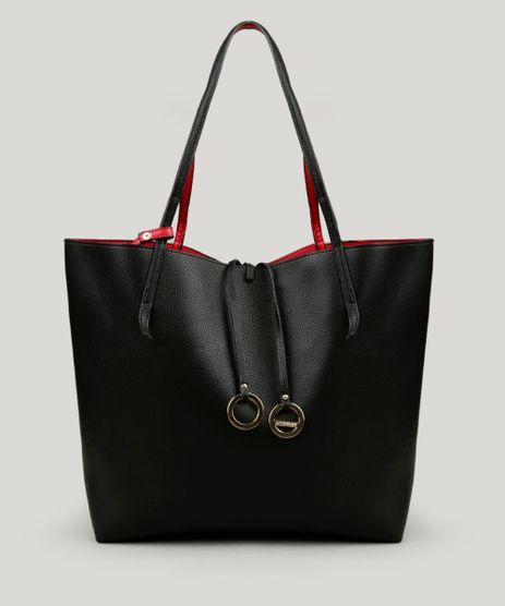 Bolsa-Feminina-Shopper-Dupla-Face-com-Necessaire-Preta-8506427-Preto_1