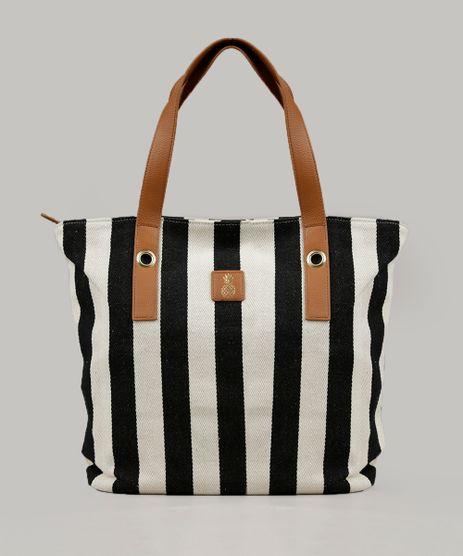 Bolsa-Feminina-Shopper-Listrada-Preta-8655244-Preto_1