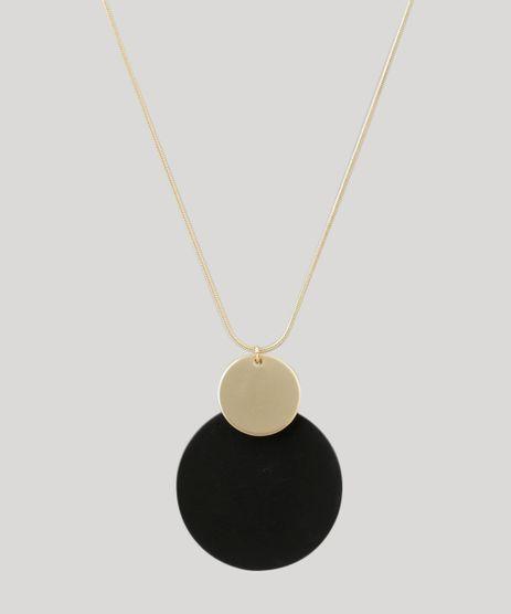 Colar-Feminino-Longo-com-Pingentes-Geometricos-Dourado-9208629-Dourado_1