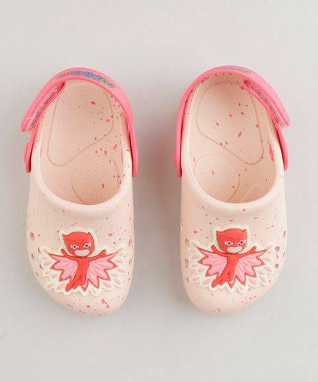 Babuche-Infantil-Grendene-Corujita-PJ-Masks-que-Brilha-no-Escuro-Rose-9259661-Rose_1