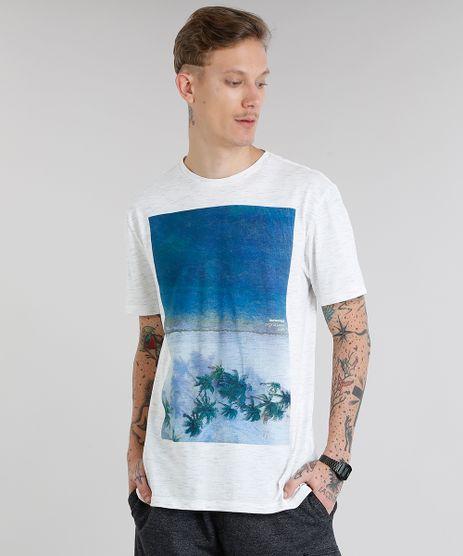 Camiseta-Masculina-com-Estampa-de-Coqueiros-Manga-Curta-Gola-Careca-Off-White-9229800-Off_White_1