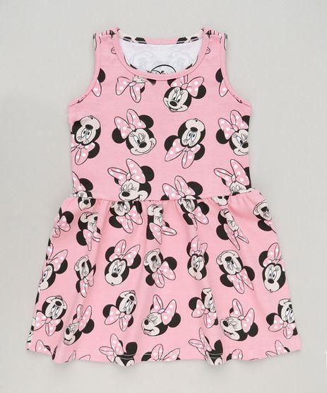 Vestido-Infantil-Estampado-Minnie-Sem-Manga-Rosa-9259419-Rosa_1
