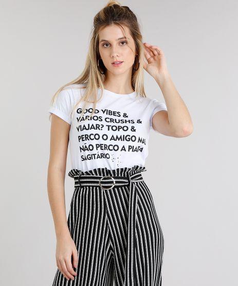 Blusa-Feminina-Signos-Sagitario-Manga-Curta-Decote-Redondo-Branca-9314910-Branco_1