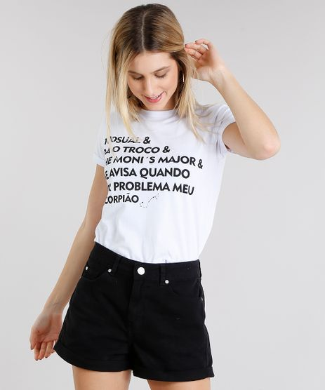 Blusa-Feminina-Signos-Escorpiao-Manga-Curta-Decote-Redondo-Branca-9314919-Branco_1