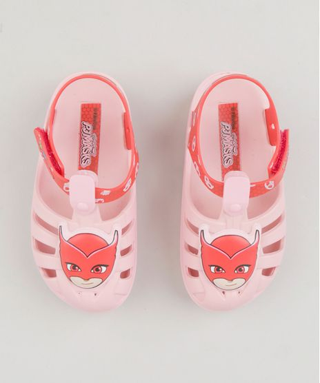 Sandalia-Infantil-Grendene-Corujita-PJ-Masks-Rosa-Claro-9259518-Rosa_Claro_1