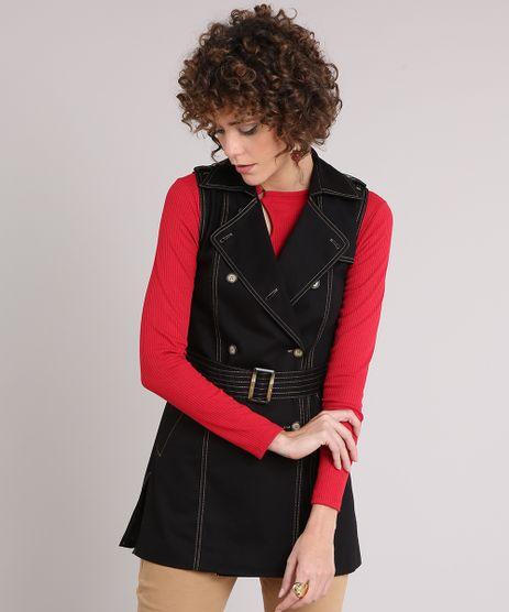 Moda Feminina - Casacos e Jaquetas - Coletes – cea 3f47116a53016