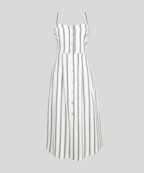 Vestido-Midi-em-Linho-Listrado-com-Botoes-Off-White-9258513-Off_White_2