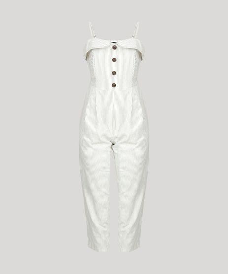 Macacao-Feminino-Pantacourt-Listrado-com-Botoes-Alcas-Finas-Off-White-9258506-Off_White_2