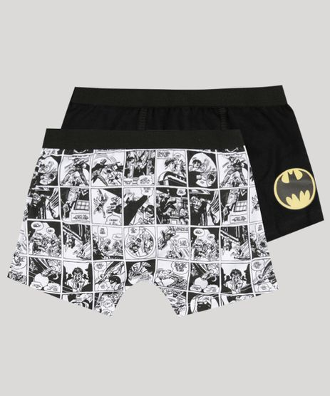 Kit-de-2-Cuecas-Boxer-Infantis-Batman-Multicor-9037875-Multicor_1