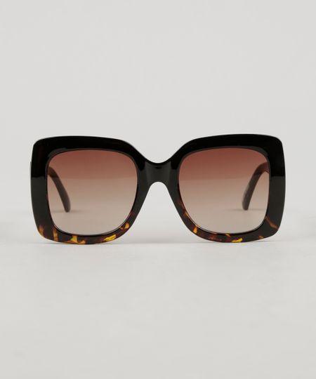 9600bf66f67e0 Tag  Oculos De Sol Quadrado Feminino Marrom