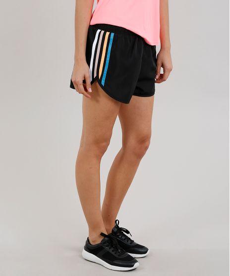 ba80d1481 Short-Feminino-Running-Esportivo-Ace-com-Faixas-Laterais-