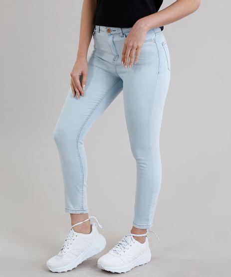 Calca-Jeans-Feminina-Cropped-Cintura-Alta-Azul-Claro-9263415-Azul_Claro_1