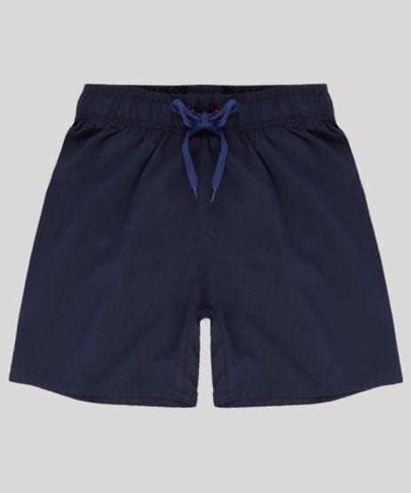 Bermuda-Infantil-com-Cordao-e-Bolso-Azul-Marinho-8764612-Azul_Marinho_1