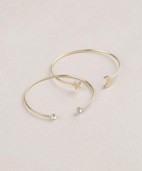 Kit-de-2-Pulseiras-Femininas-Dourado-9218916-Dourado_1