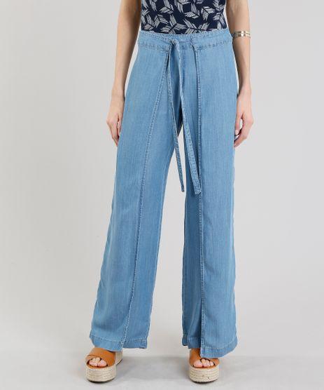 Calca-Jeans-Pantalona-com-Amarracao-Azul-Claro-9263440-Azul_Claro_1