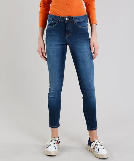 Calca-jeans-Feminina-Skinny-Azul-Escuro-9280666-Azul_Escuro_1