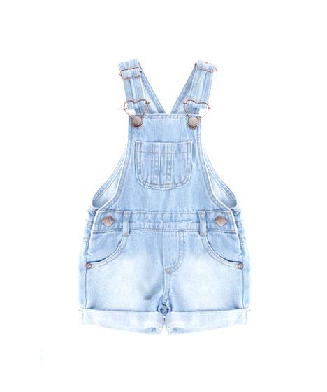 9a53f426a Jardineira-Jeans-Infantil-Menina-Azul-8069841-Azul 1 ...