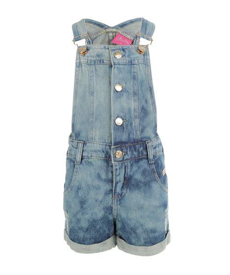 651c43908 Jardineira-Jeans-Barbie-Infantil-Menina-Azul-8070207-Azul_1 ...