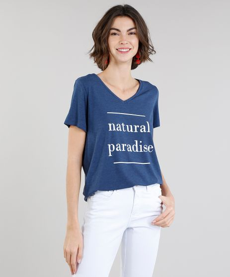 Blusa-Feminina--Natural-Paradise--Manga-Curta-Decote-V-Azul-Marinho-9274192-Azul_Marinho_1